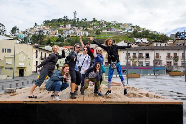 Women travel groups Purposeful Nomad