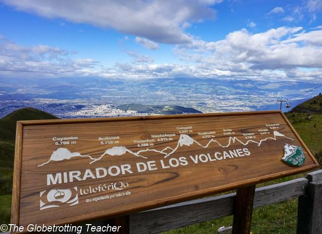 Things to do in Quito Ecuador