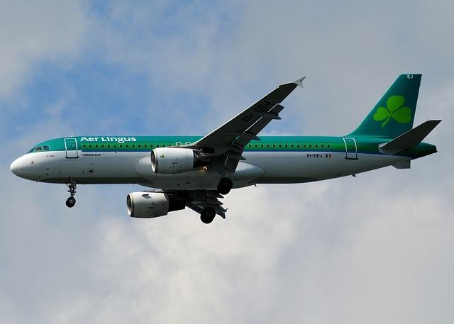 aer-lingus airplane