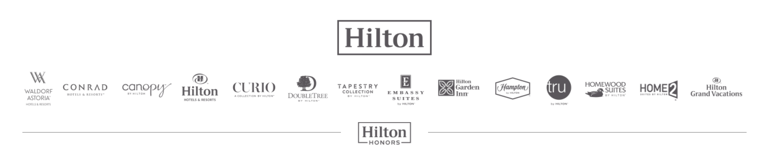 Hilton Honors sign up