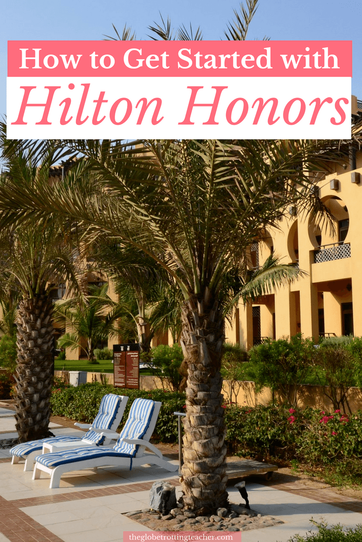 How to Get Started with Hilton Honors