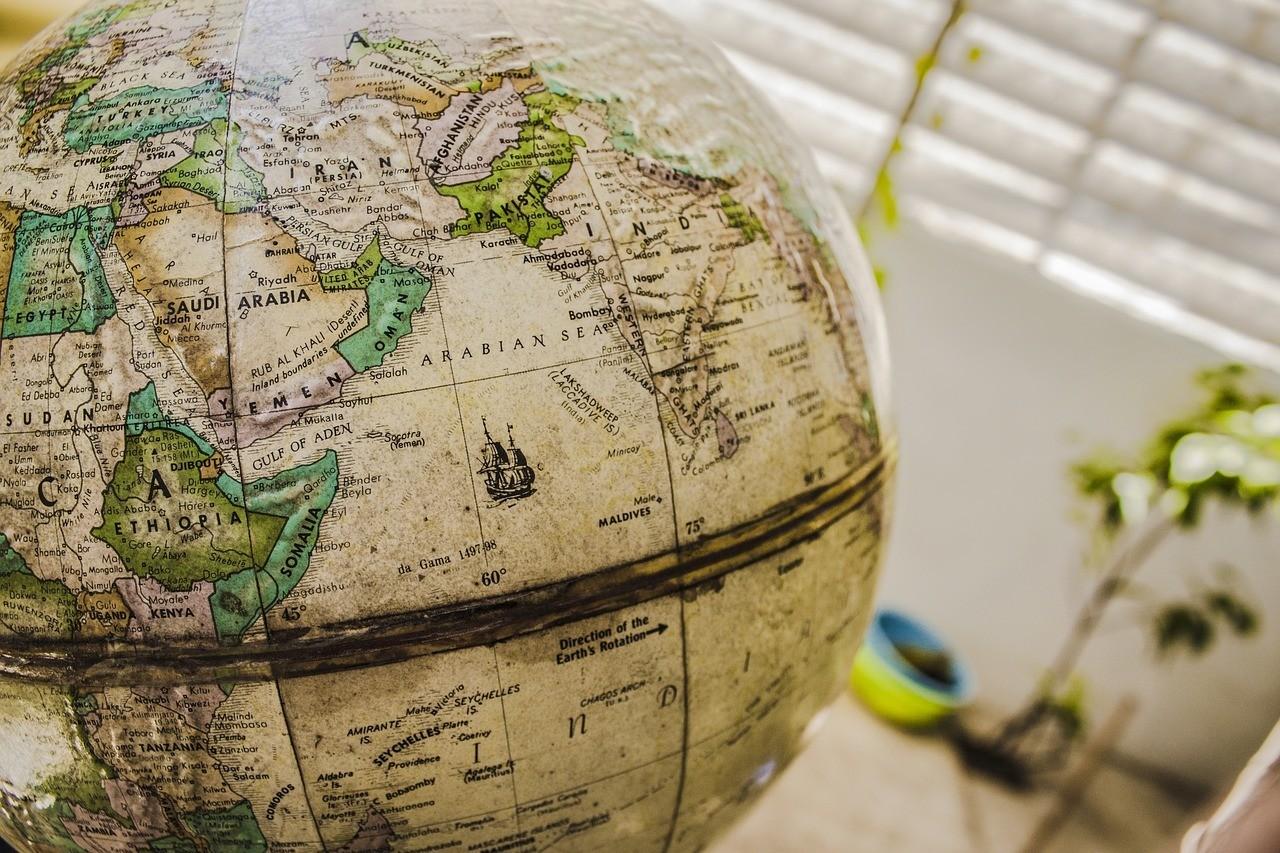 Map Globe Geography