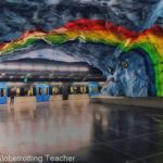 Stockholm Subway Art Tour: A Step-by-Step Guide