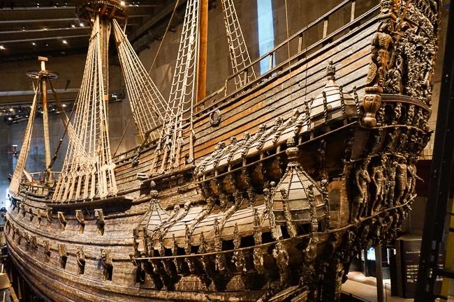 3 days in Stockholm Vasa