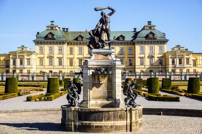 3 days in Stockholm Drottningholm