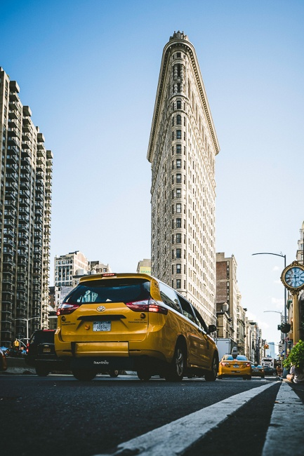 Flatiron Where to Stay in New York City