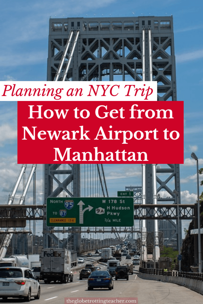 Need to get from Newark Airport to Manhattan? This guide (written by a local!) explains all your options so you can make the best choice for your NYC trip!