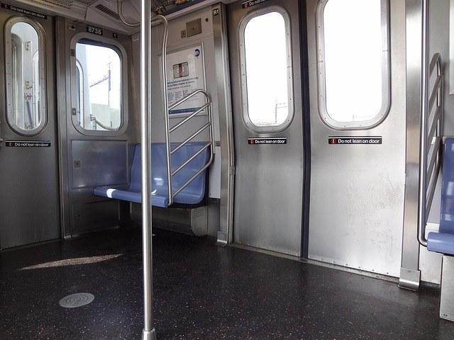 JFK to Manhattan by train