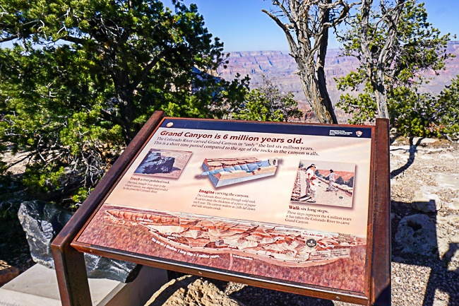 Grand Canyon South Rim Hikes