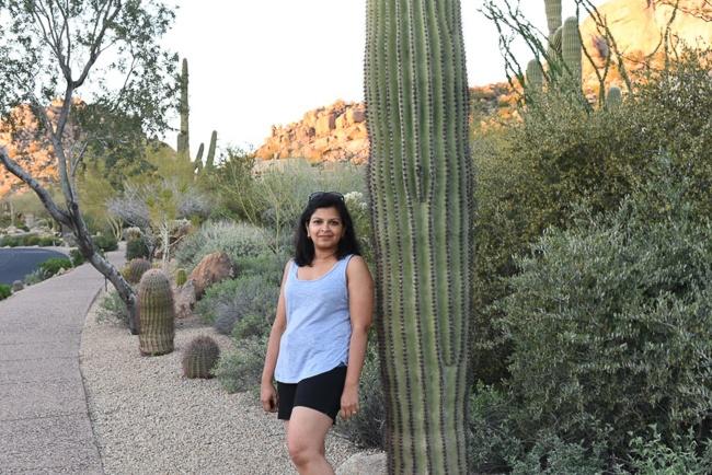 planning a trip to Arizona