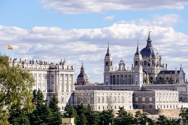 cool places in madrid in 3 days Royal Palace