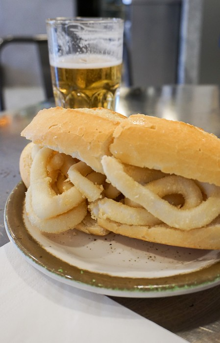 places to eat in Madrid