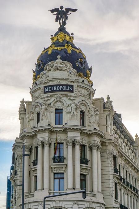 Madrid itinerary 3 days