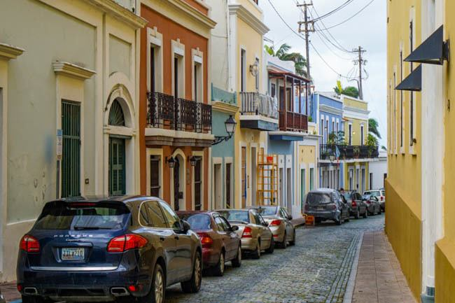 where to stay in old san juan