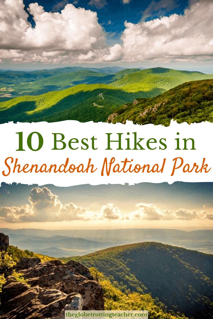 10 Best Hikes in Shenandoah