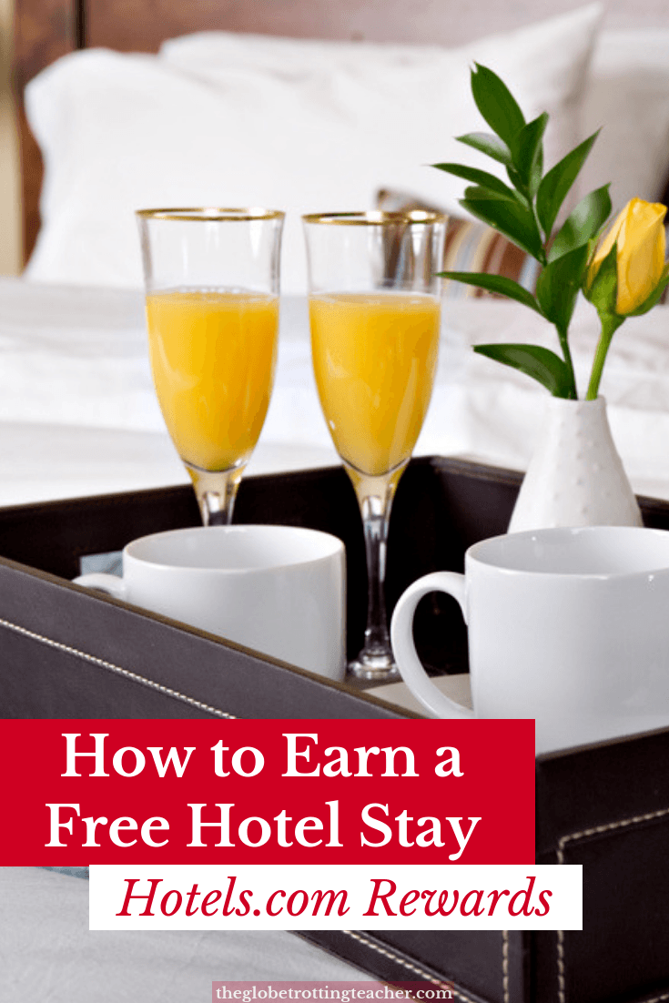 How to Use Hotels.com Rewards to Earn a Free Hotel Stay
