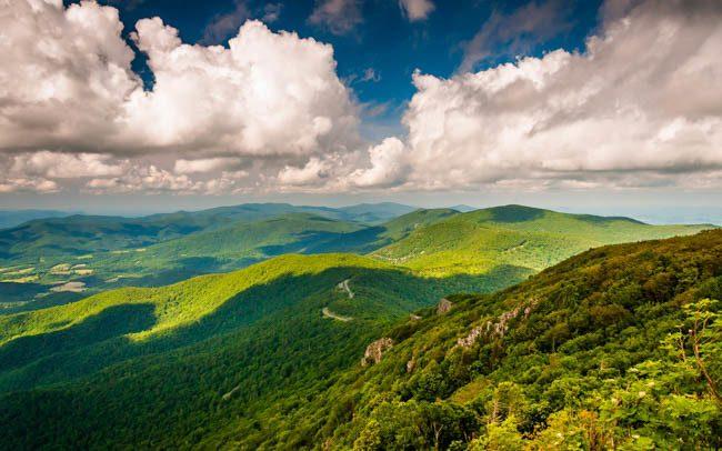 best Shenandoah hikes