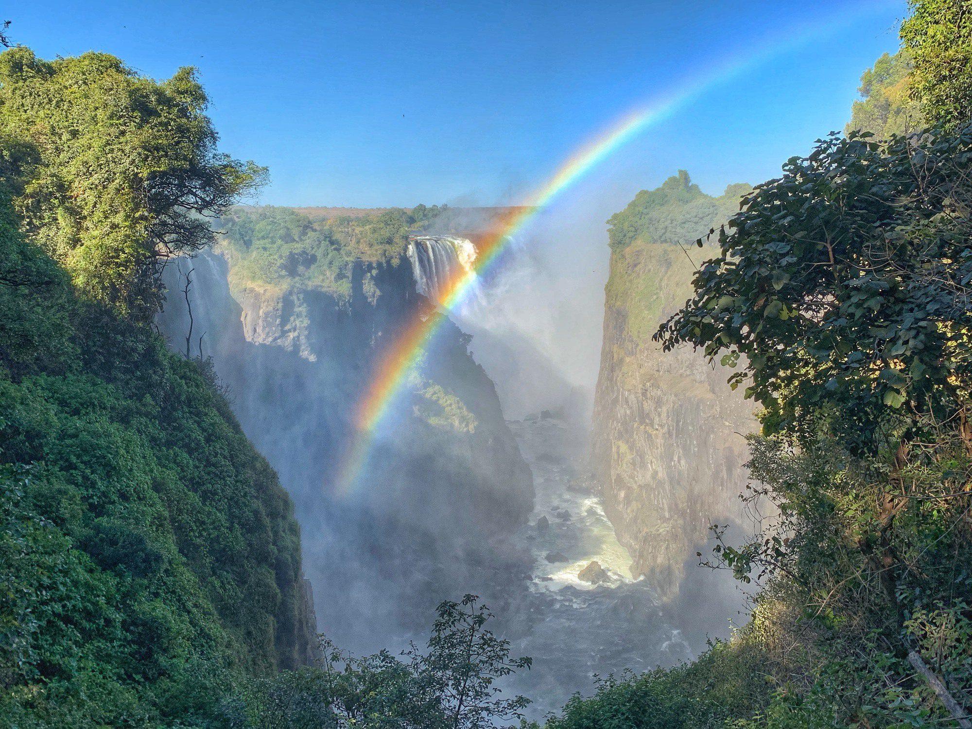 Intrepid Travel Zimbabwe Victoria Falls