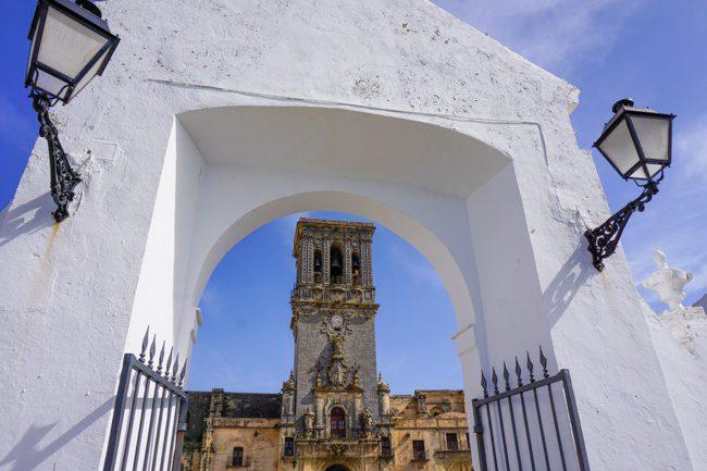 Arcos de la Frontera Andalucia Spain