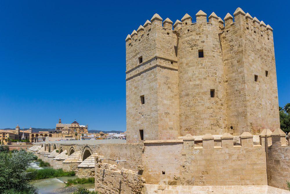 Cordoba Spain Calahorra Tower