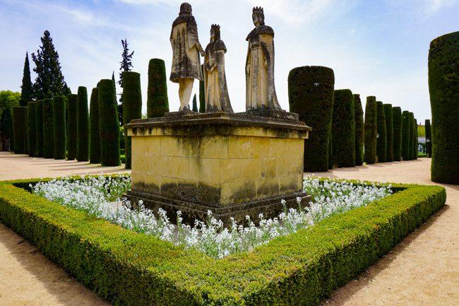Palace of the Christian Kings - Cordoba Spain