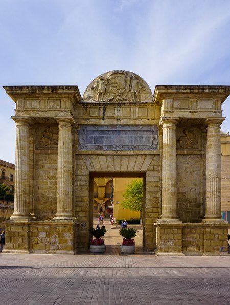 Puerta del Puente Cordoba Spain