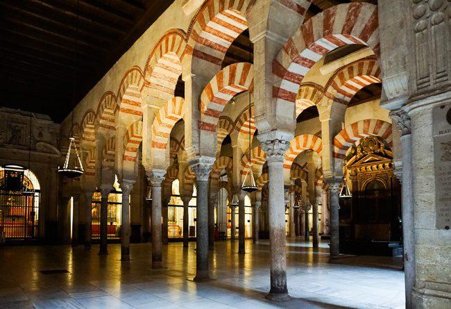 Mezquita - things to do in Cordoba Spain