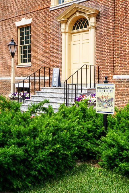 Kent County Delaware Historic Dover