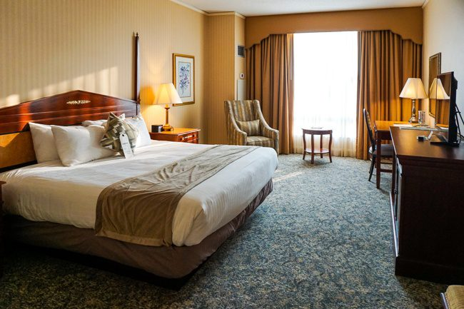 Kent County Delaware Dover Downs Hotel and Casino