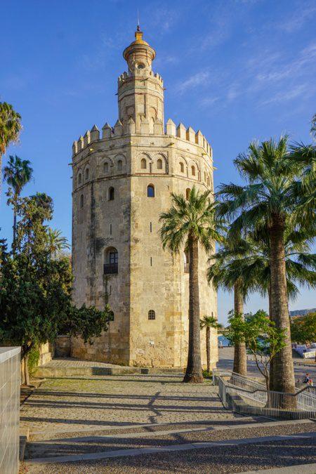 Seville Spain Torre d'Oro