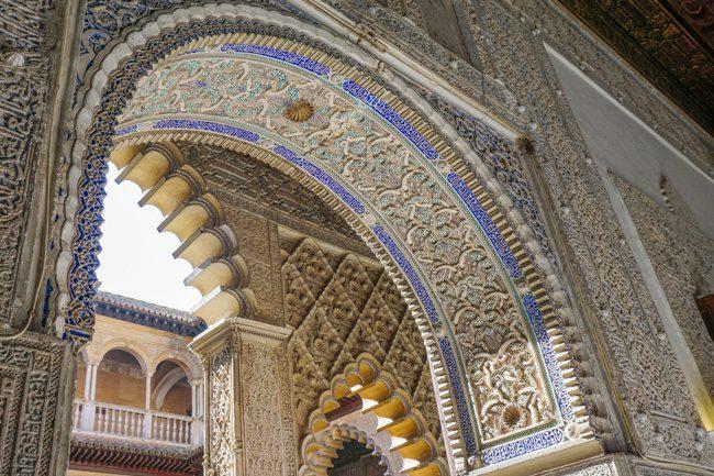Seville Spain - Real Alcazar