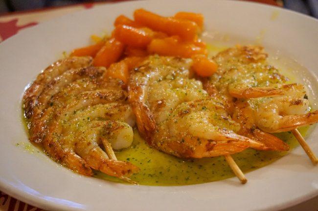 Seville Spain Tapas Shrimp