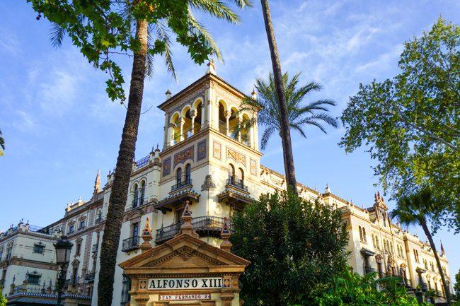 Seville Spain Luxury Hotel