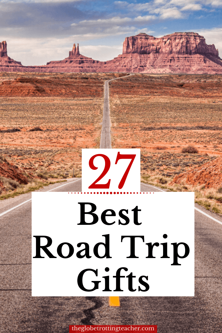 27 Best Road Trip Gifts For People Who Love the Open Road