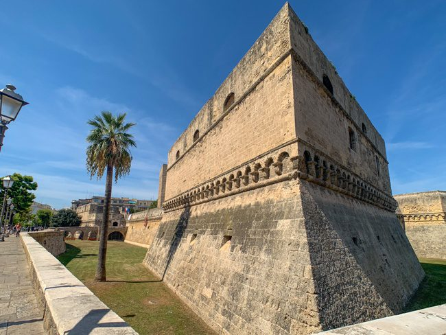 Things to do in Bari Italy Castello Normanno-Svevo