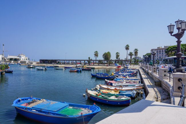 Bari Italy Lungomare