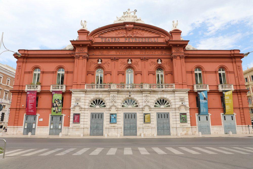 Bari Italy Teatro Petruzzelli