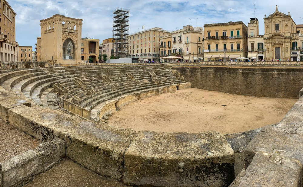 Lecce Roman Amphitheater