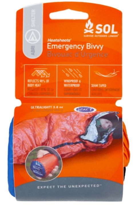 REI Sol Emergency Bivy