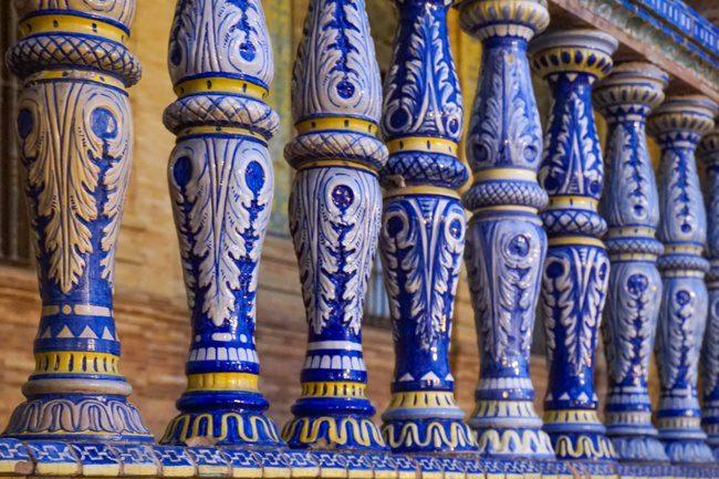 Seville Spain Ceramic tilework