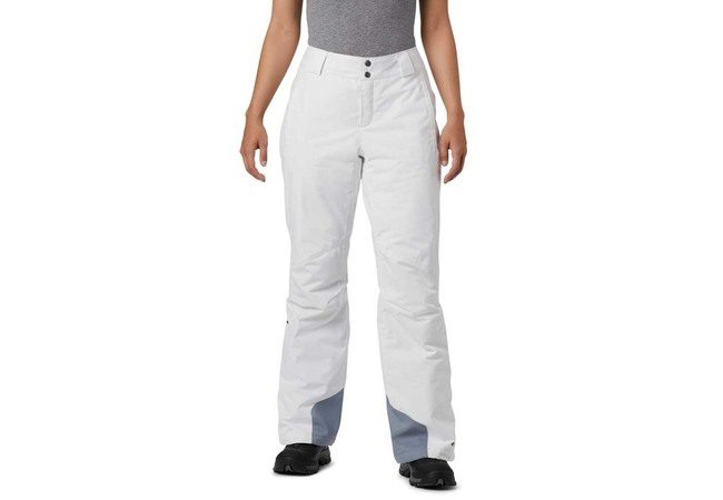 Best winter hiking pants for women - Bugaboo Omni-Heat Insulated Snow Pant