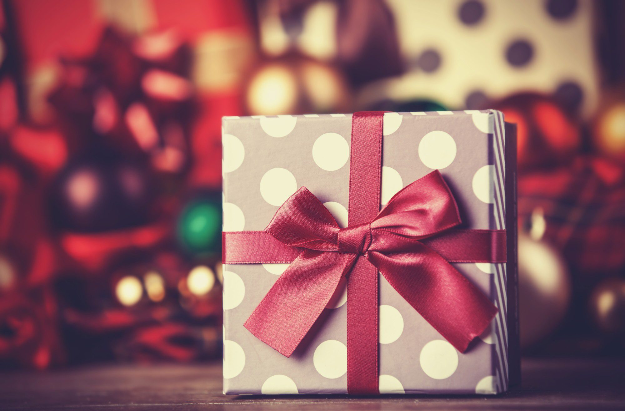 Gift guide Stock