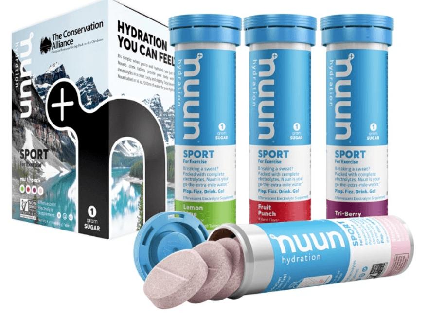 REI Nuun Hydration Tablets