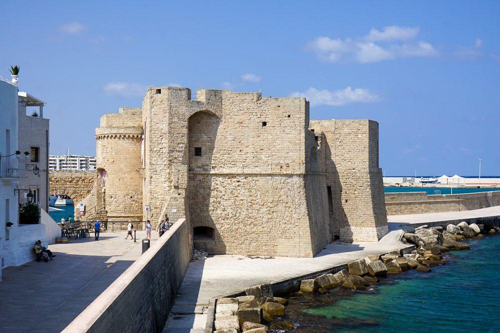 Monopoli Italy Castello