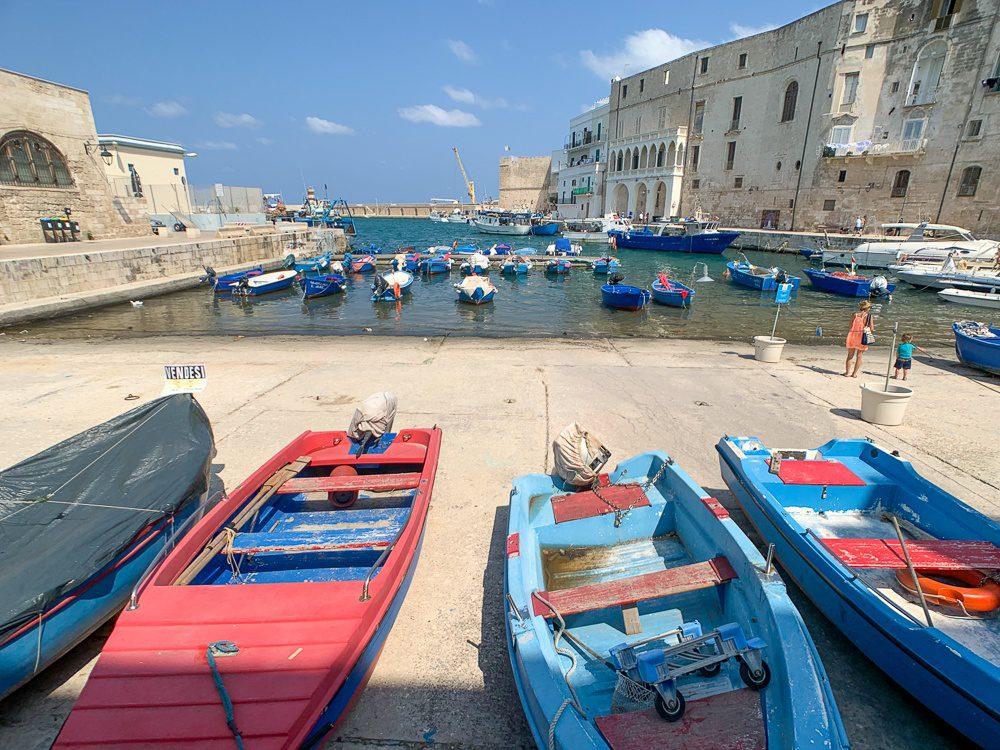 Monopoli Italy Port