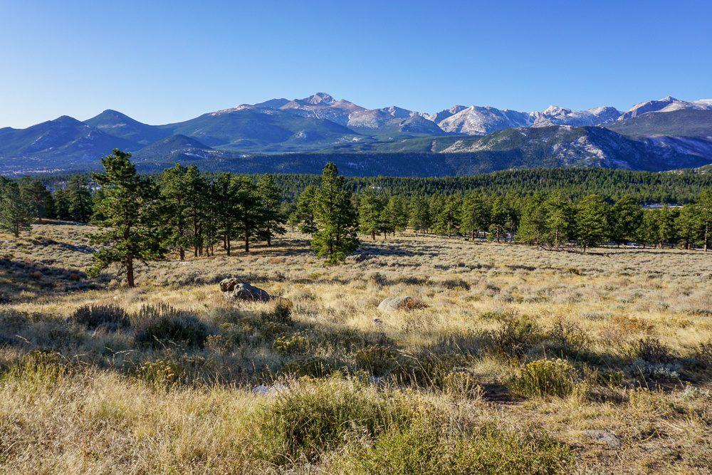 Estes Park Rocky Mountain National Park