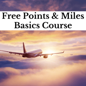Points and Miles 600