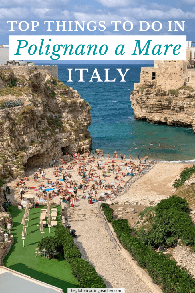 Top Things to Do in Polignano a Mare, Italy