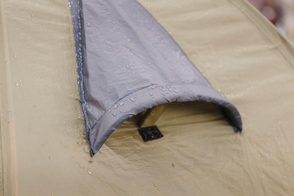 waterproof tent for camping ventilation window