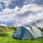 Best Waterproof Tents for Camping in Rain & Wind
